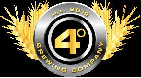 Four Degree Brewing Logo
